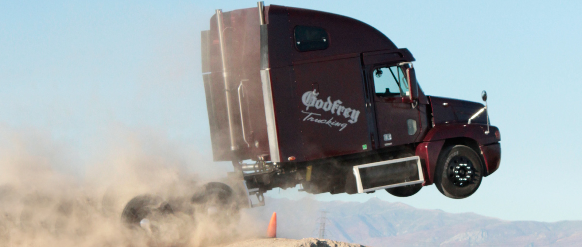 Home - Godfrey Trucking