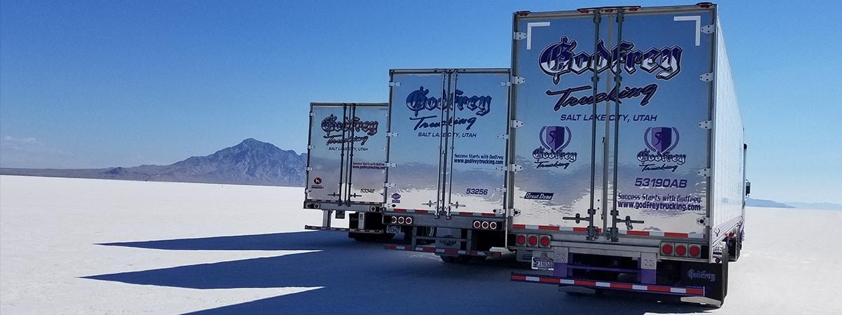 Home - Godfrey Trucking